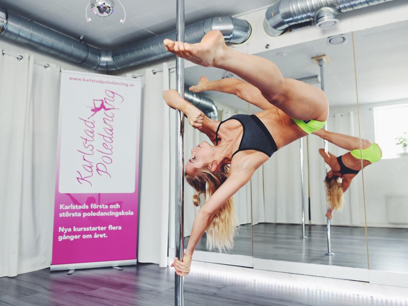 träningsmål mål träning pole dance