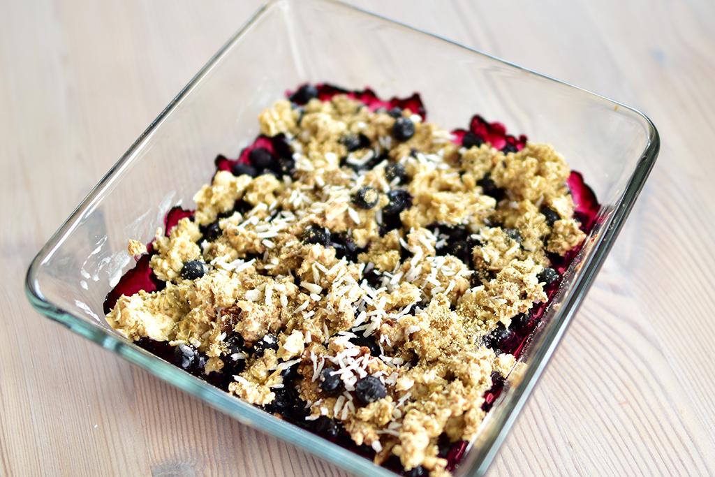 blåbärspaj vegan recept ida warg
