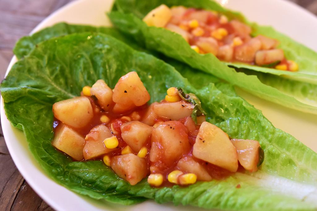 vegan wrap nyttig recept