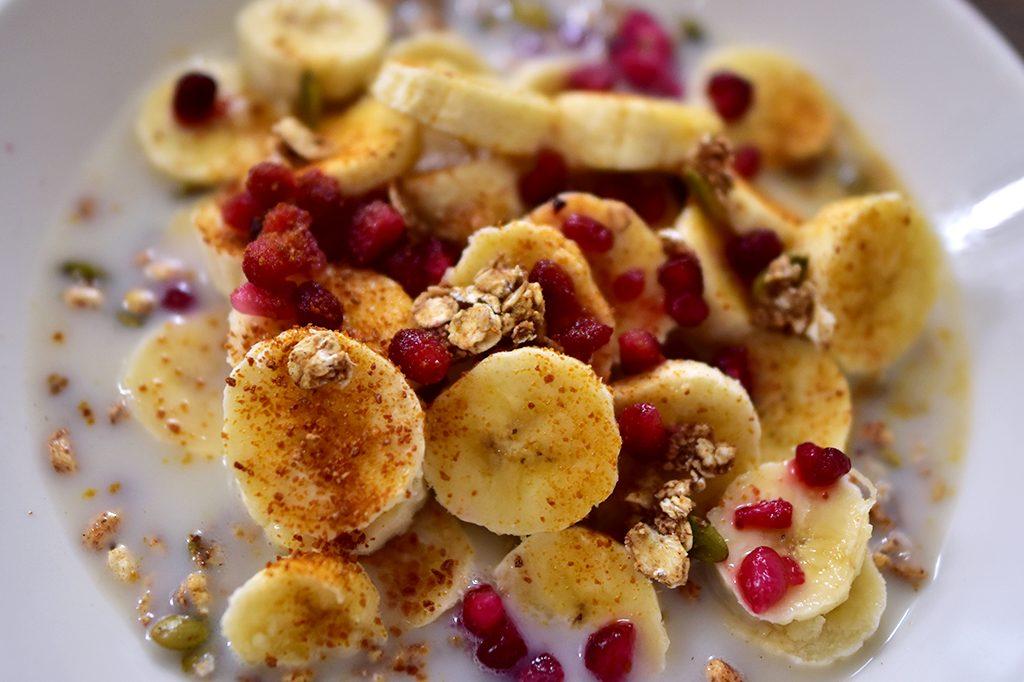 granola vegan hclf nyttig recept