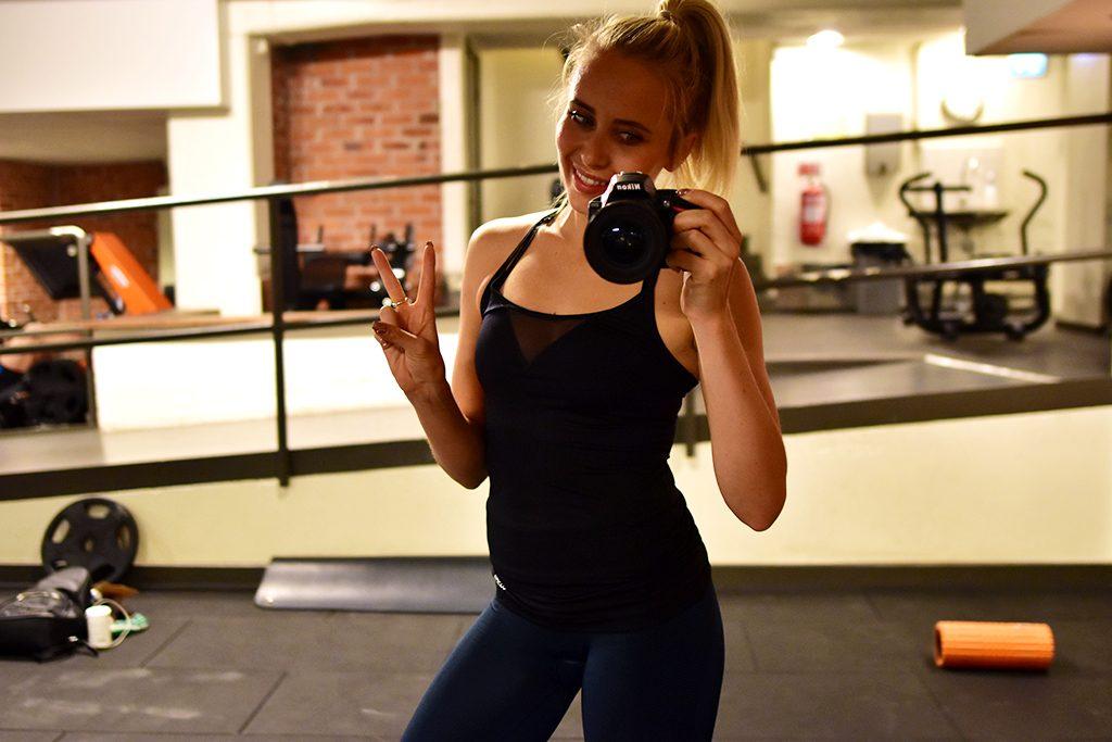 traning övning ida warg träningsblogg